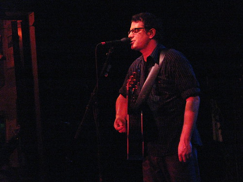 Matthew Good in Seattle