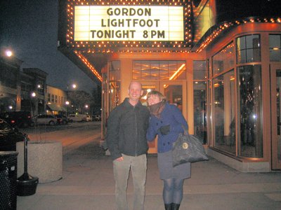 Gordon Lightfoot review