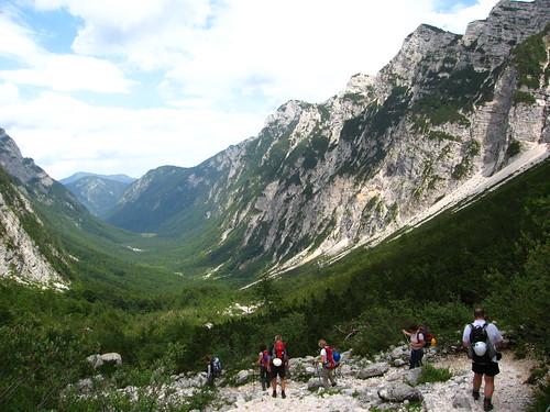 Parque Nacional de Triglav, Alpes Julianos