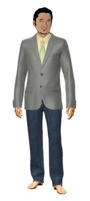 Crea tu propio modelo 3D y vístelo | Probador de ropa online ceslava 0