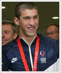 The Quicken Loans blog salutes Michael Phelps