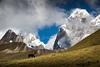 Nevado Carnicero - Cordillera de HuayhuashH, Perú
