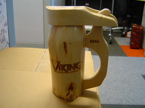 Viking: The Battle for Asgard mug