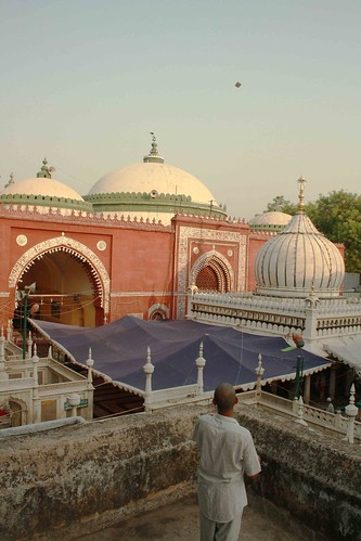 The Kite Flier of Nizamuddin Basti
