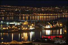 Night Light on Quebec Old Port (Guylaine Begin) Tags: light canada night spring lumire unescoworldheritagesite explore qubec 200 quebeccity 5000 nuit printemps 204 318 vieuxqubec fleuve stlawrenceriver 4000 fleuvestlaurent 4925 villedequbec portdequbec oldqubeccity moulinimages historicdistrictofoldqubec sitehistoriquedelunesco