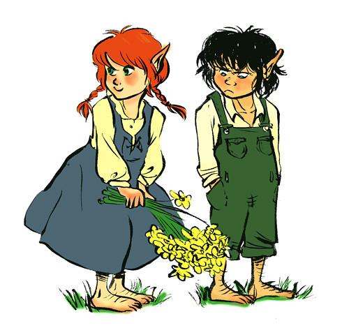 hobbit kids