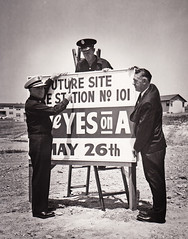 FS 101 Vote yes on Measure A San Pedro, CA