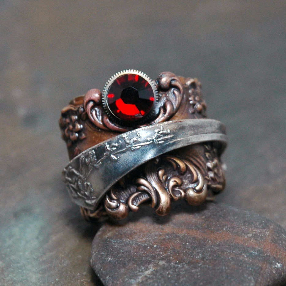 Ruby Sword and Treasure Ring