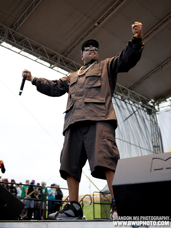 Big Boi @ Soundset Fest 2011