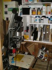 darkroom (jasonwoodhead23) Tags: bw darkroom photo printing 4x5 enlarger d2
