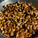 Savory Cashews Cooling