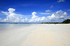 It's a beautiful day (wantet) Tags: travel beach asia southeastasia philippines cebu whitesand banca stafe bantayanisland sugarbeach wantet cebusugbo outstandingpinoykodakero