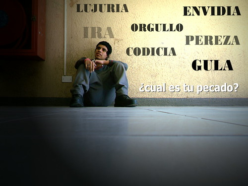 PECADOS CAPITALES por Diego Nicolás (F).