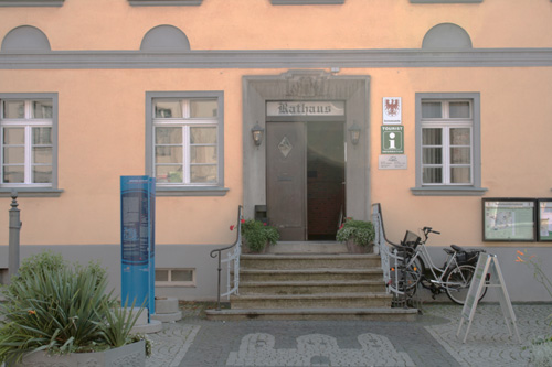Tourist Information Office in Peitz