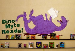 Dino-Myte Reads!