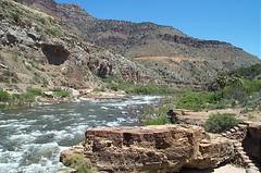 Upper Salt River (chromonster) Tags: arizona river desert riverrafting uppersalt