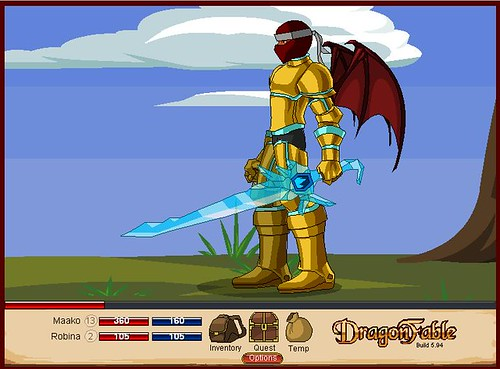 Hacker For Dragon Fable [Hacker games]