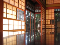 Japanese house traditional style interior design / ()() (TANAKA Juuyoh ()) Tags: old house architecture japanese design high ancient interior room traditional style hires  hi sliding residence res partition  shoji              powershotg7 canong7