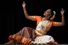 Bharata Natyam (Shabok) Tags: woman india smile lady switzerland dance belmont traditional dancer onstage bharatanatyam natyam bharata globalspirit