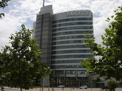 Sede corporativa de Galeno en Puerto Madero, Buenos Aires
