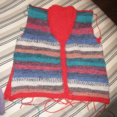 completed cardi torso