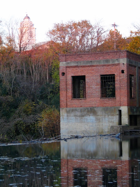 Dam on the Duck River - Shelbyville, TN #1
