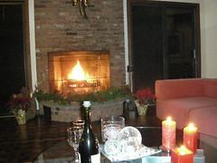Xmas 2007 (modernemama) Tags: fireplace hearth xmasdecor