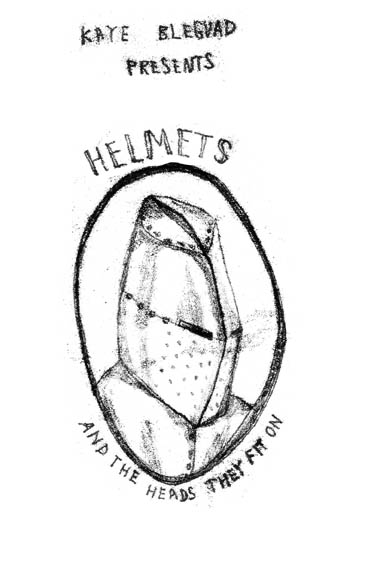 helmet book cover