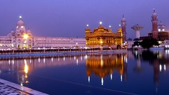 golden temple (chughsjs61) Tags: india reflections punjab fabulous amritsar goldentemple lumixfz50 platinumphoto aplusphoto megashot excellentphotographerawards ilovemypic platinumheartaward harmandersahib