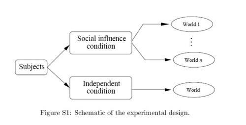 Esperimento nei mercati culturali artificiali