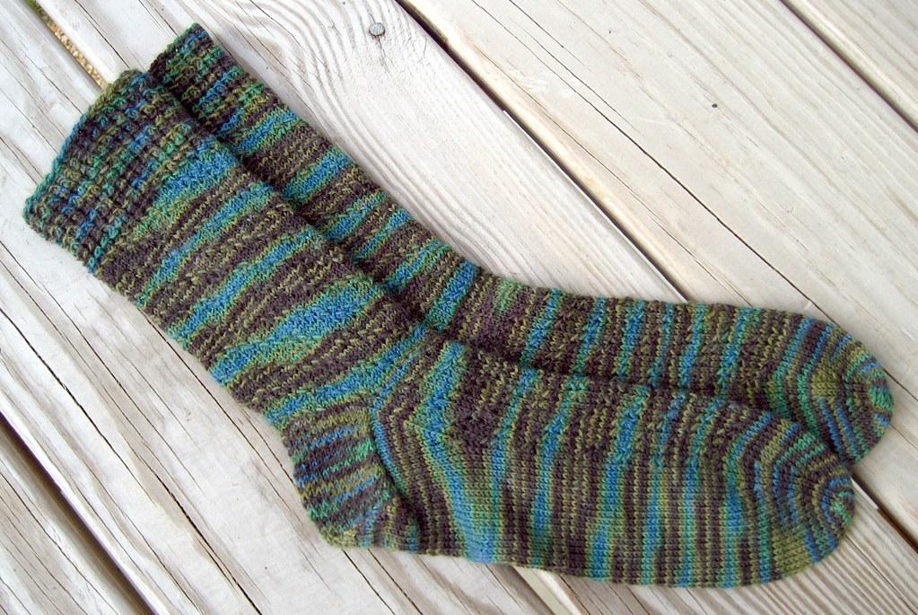 MadTini Socks - Done