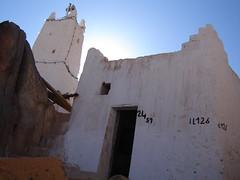 mosque azellouaz (francisco suez) Tags: sahara architecture ville algrie dsert tassili mosque djanet