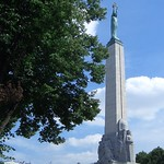 Riga: The Freedom Monument
