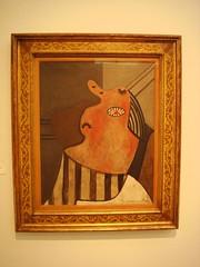 畢卡索的畫