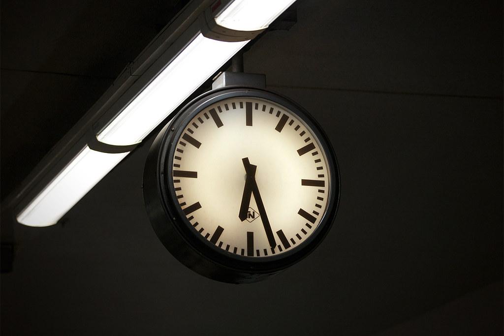 Clock Stockholm