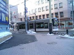 Sapporo trams SWIMO-4