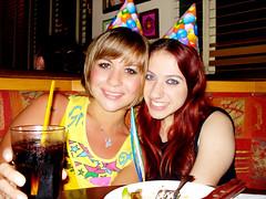 Bianca! (CRISTI G.) Tags: birthday friends applebees sãopaulo