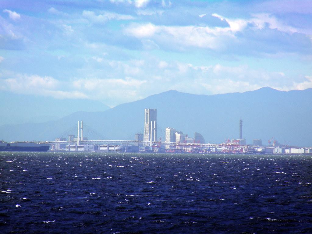 Yokohama at a Distance