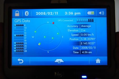 GPS detail