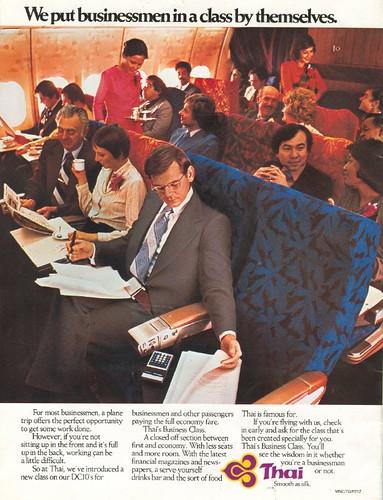 Thai Airlines - 1977