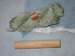 Terra Bella Spun Sample