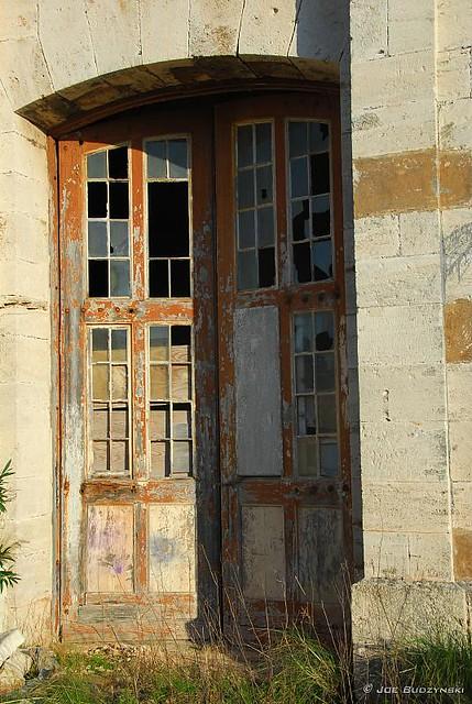 Dockyard Door