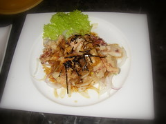 和風香汁花枝 Japanese Style Deep-fried Calamari