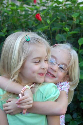 Hugs for my sister!