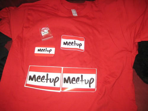Meetup Schwag