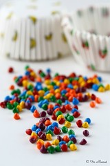 Rainbow Choc Chips (Fir..) Tags: fab stilllife rainbow colorful colours details multicoloured naturallight chips ingredients colourful nophotoshop untouched uncropped choc asis aunaturale abigfave betterthangood