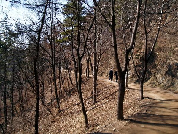 Gyejoksan trail