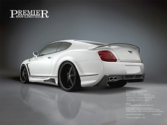 Bentley Continental GT Widebody 2