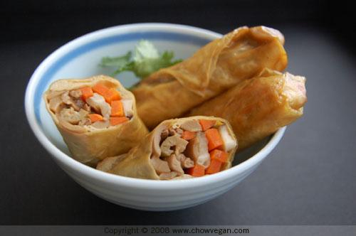 cut yuba rolls