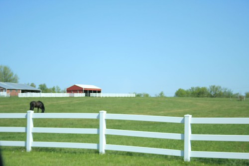 driving by another farm